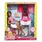 Barbie Barbie Bebek ve Oda Setleri Renkli